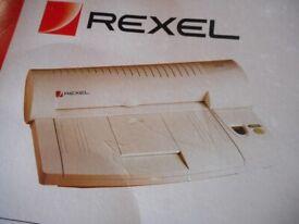 REXEL LM35 LAMINATOR