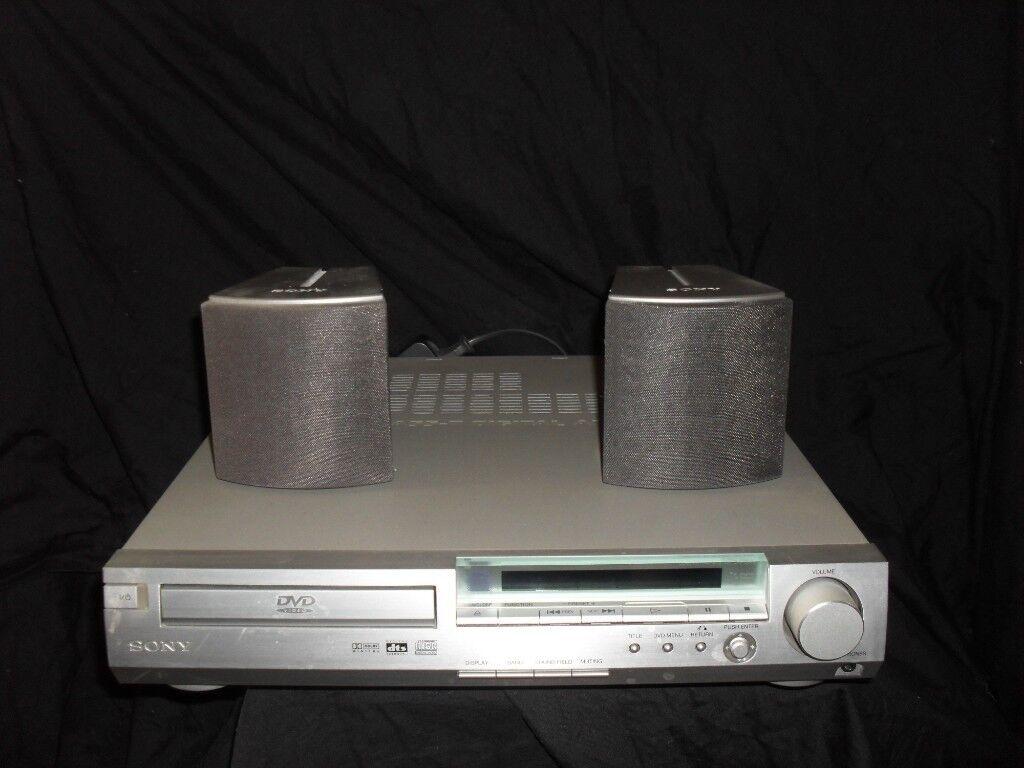 Sony Dvdcd Players 5 Ich Classt Digital Amplifier In Audio Amplifiers From Class A To T