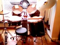 PREMIER DRUM KIT COMPLETE