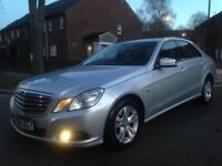 MERCEDES-BENZ E220 CDI AUTO 2010 FULL SERVICE HISTORY HPI CLEAR P/X WELCOME VERY CLEAN CAR FULL SPEC