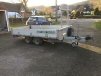 Heavy duty trailer (Brian James)