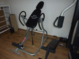 Gym Inversion table VGC reduced to £40