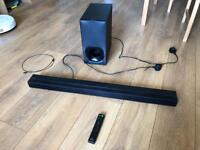 Sony CT-180 entertainment system