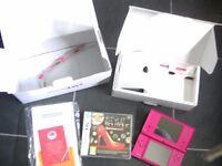 Nintendo ds boutique edition, plus extra 10 games.