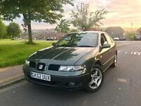 2003 SEAT Leon 1.9 TDI SE , 5 Door , Long MOT