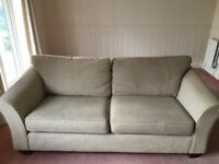 Marks and Spensers 3 seater Sofa