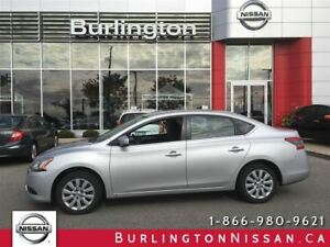 2014 Nissan Sentra S, WOW ONLY 16,000 KM'S !