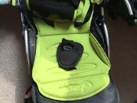 Oyster max tandem pushchair