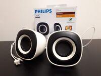 Philips computer speakers