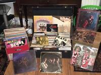 Job lot of records