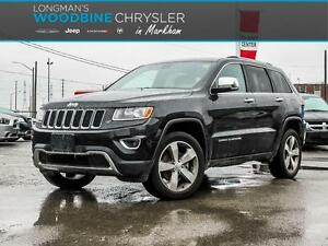 2015 Jeep Grand Cherokee Limited Navigation
