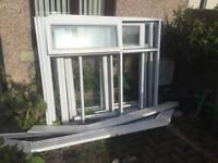 Doubled glazed window frames - must go by Sunday 24th 9pm