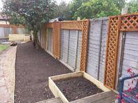 Garden tidy with Nick Teepee garden services