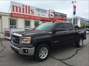2015 GMC Sierra 1500 4WD SLE Z71 Suspension Short Box Crew Cab B