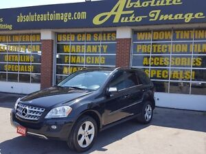 2009 Mercedes-Benz ML 350 3.5L NAVI AWD