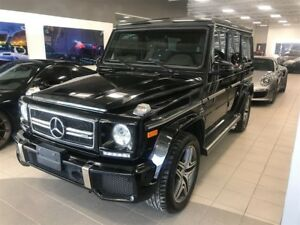 2015 Mercedes-Benz G-Class 63 AMG VENDU/SOLD