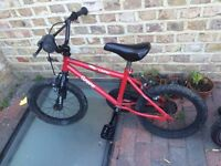 Boys bike in good condition like new