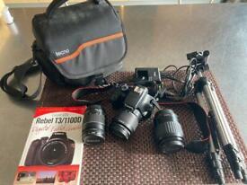 Canon EOS 1100D Bundle