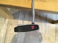 "Odyssey O works 7 putter 34"" mint condition"