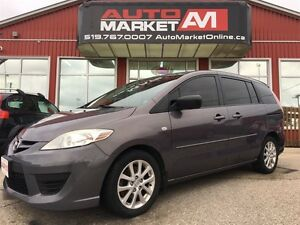 2009 Mazda MAZDA5 GS, ALLOYS, WE APPROVE ALL CREDIT