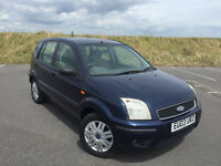 NEW 12 MONTHS MOT FORD FUSION 3 LOTS OF EXTRAS GOOD LITTLE CAR!