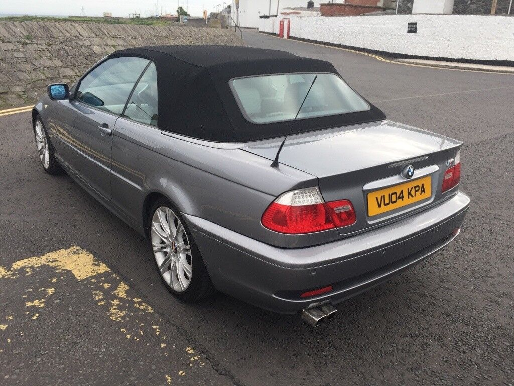 Bmw 318ci Convertible In Bangor County Down Gumtree 2002 X5 Motor Wiring Harness