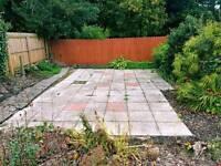 60 x 60cm Paving/Flag Stones