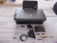 HP Deskjet 2050 All-in-one J510 Printer/Scanner/Copier
