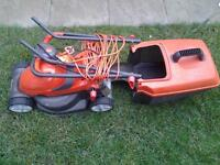 lawn mower also srimmer