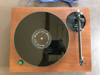 MANTICORE MANTRA TURNTABLE-REGA RB300 MITCHELL/AUDIO ORIGAMI