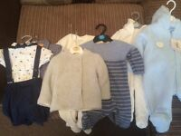 Baby Boys clothing 3-6 months