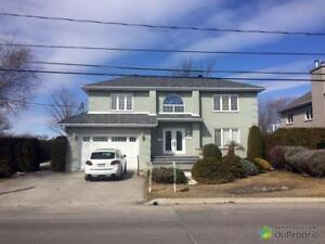 559 000$ - Maison 2 étages à vendre à Repentigny (Repentigny)