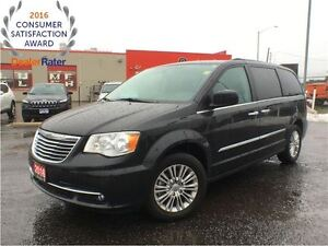2016 Chrysler Town & Country TOURING-L**LEATHER**NAVIGATION**DVD