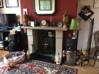 We have a lovely 3 bed house with a wood burner which we had installed 4 years ago.