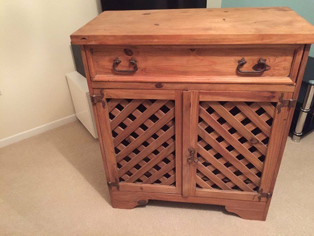 Solid Wood sideboard - North Common, Bristol