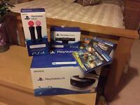 PS4 PSVR VR £389