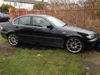 BMW 325i 2.5 petrol