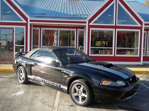 2003 Ford Mustang GT DELUXE!! LEATHER!! ALLOYS!! PW PL PM!! POWE