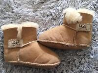 Real baby ugg boots