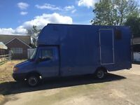 3.5 t Horsebox for two horses / ponies
