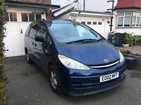 Toyota Previa CDX 2.0 2002 **LOW MILEGE**