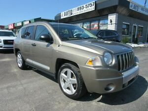 2007 Jeep Compass Limited Leather 4x4