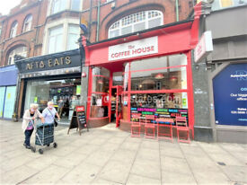 W3: A1 shop - ground floor, basement and outside space