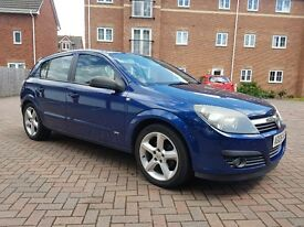2006 Vauxhall Astra SRi + 1.8i manual 5dr Sat Nav Model leon civic skoda focus golf audi bmw swap px