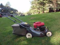 Honda Mower Izy 16 inch, spares or repairs