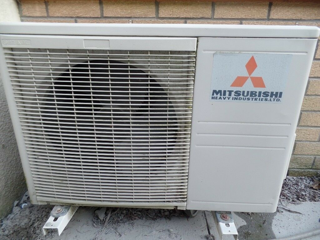 Mitsubishi Heavy Industry AC Heater In Kilmarnock East - Mitsubishi heavy industries ac