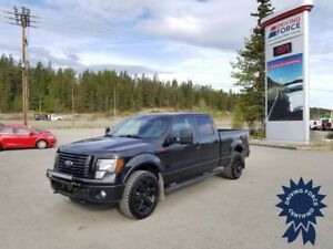 "2012 Ford F-150 FX4 Supercrew 145"" WB 4X4 w/5.5' Box, Leather"