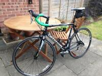 Cannondale Synapse Road Bike 58cm frame