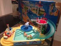 Playmobil swimming pool - excellent condition