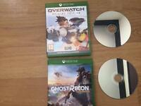 Ghost recon & overwatch